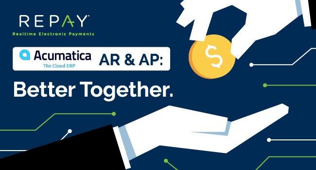REPAY Streamlines AR and AP for Acumatica ERP Users